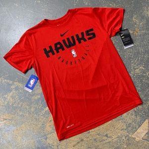 Nike X NBA Atlanta Hawks Dri-Fit Shirt AR5795-657
